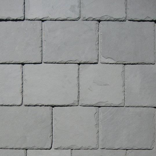 Nyheder Saxo greygreen 40x20 facadeskifer