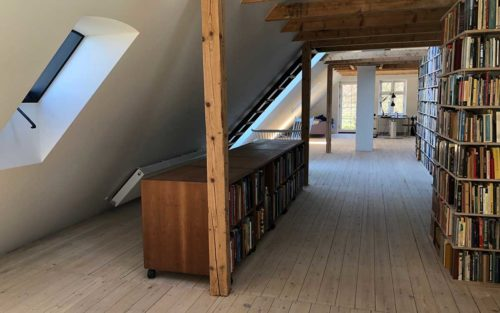Tor Nørretranders skriver om Louvre på loftet